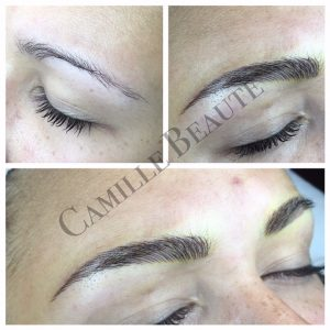 semi permanent eyebrows eyebrow embroidery london
