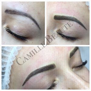 semi permanent makeup microblading london