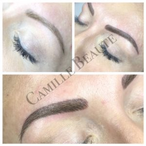 semi permanent makeup london microblading