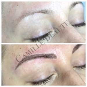 microblading semi permanent eyebrows london