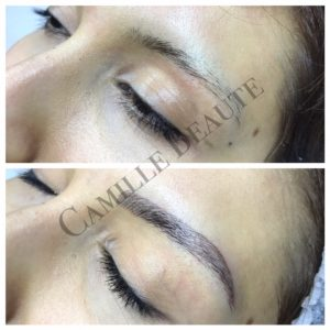 eyebrow tattoo london