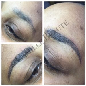 eyebrow makeup