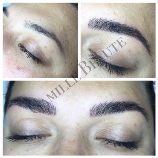 How To Take Care After Microblading