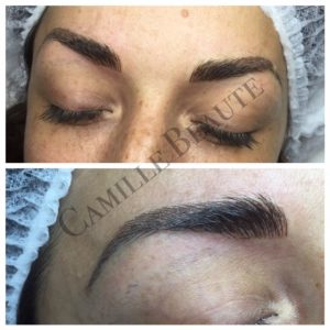 eyebrow embroidery london