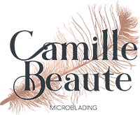 Logo microblading London Camille beaute
