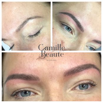 Microblading Training London Final 9