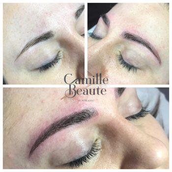 Semi Permanent Eyebrows London Final 1