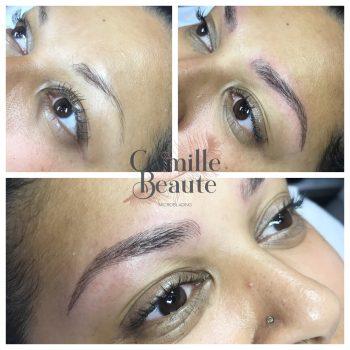 Semi Permanent Eyebrows London Final 4