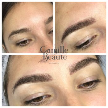 Semi Permanent Eyebrows London Final 8