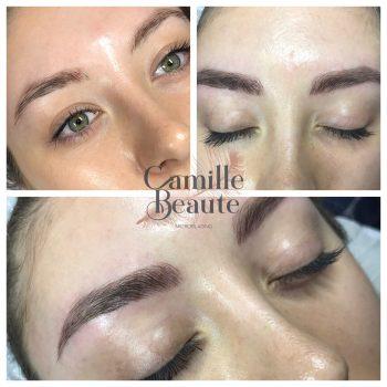 Semi Permanent Eyebrows London Final 9