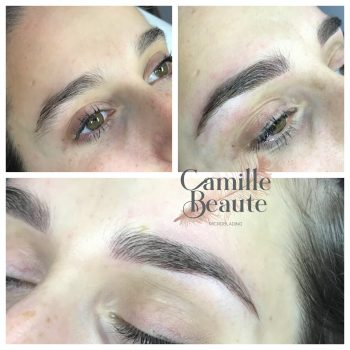 Touch Up After Microblading Final