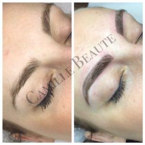 semi permanent makeup london microblading