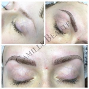 semi permanent eyelashes london