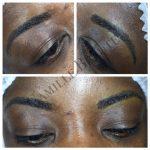 hair stroke eyebrows
