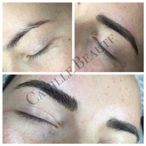 eyebrow embroidery london, microblading eyebrows