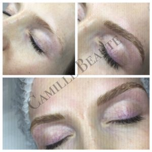 eyebrow makeup, semi permanent makeup london
