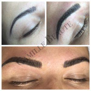 eyebrow makeup, semi permanent makeup london