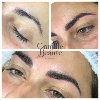Semi Permanent Eyebrows London Final