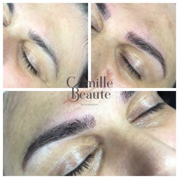 Semi Permanent Eyebrows London Final 5