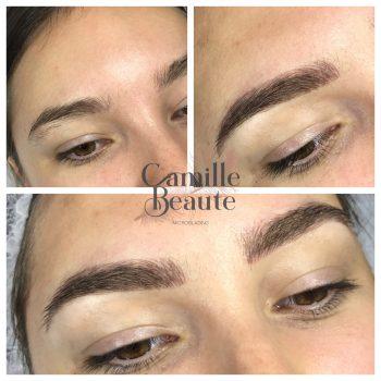 Semi Permanent Eyebrows London Final 8