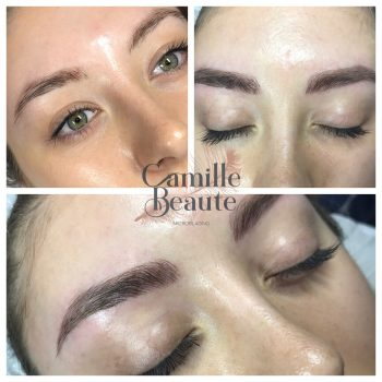 Semi Permanent Eyebrows London Final 9