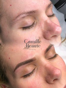 Camille Beaute Ombre Brows Microblading London Marylebone Image00001