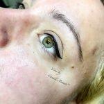 Microblading By Vika Semi Permanent Eyebrows London Final 2