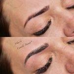 Microblading By Vika Semi Permanent Eyebrows London Final 4