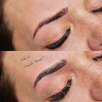 Microblading By Vika Semi Permanent Eyebrows London Final 4
